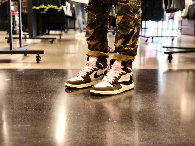 Travis Scott x Air Jordan 1 Retro High OG