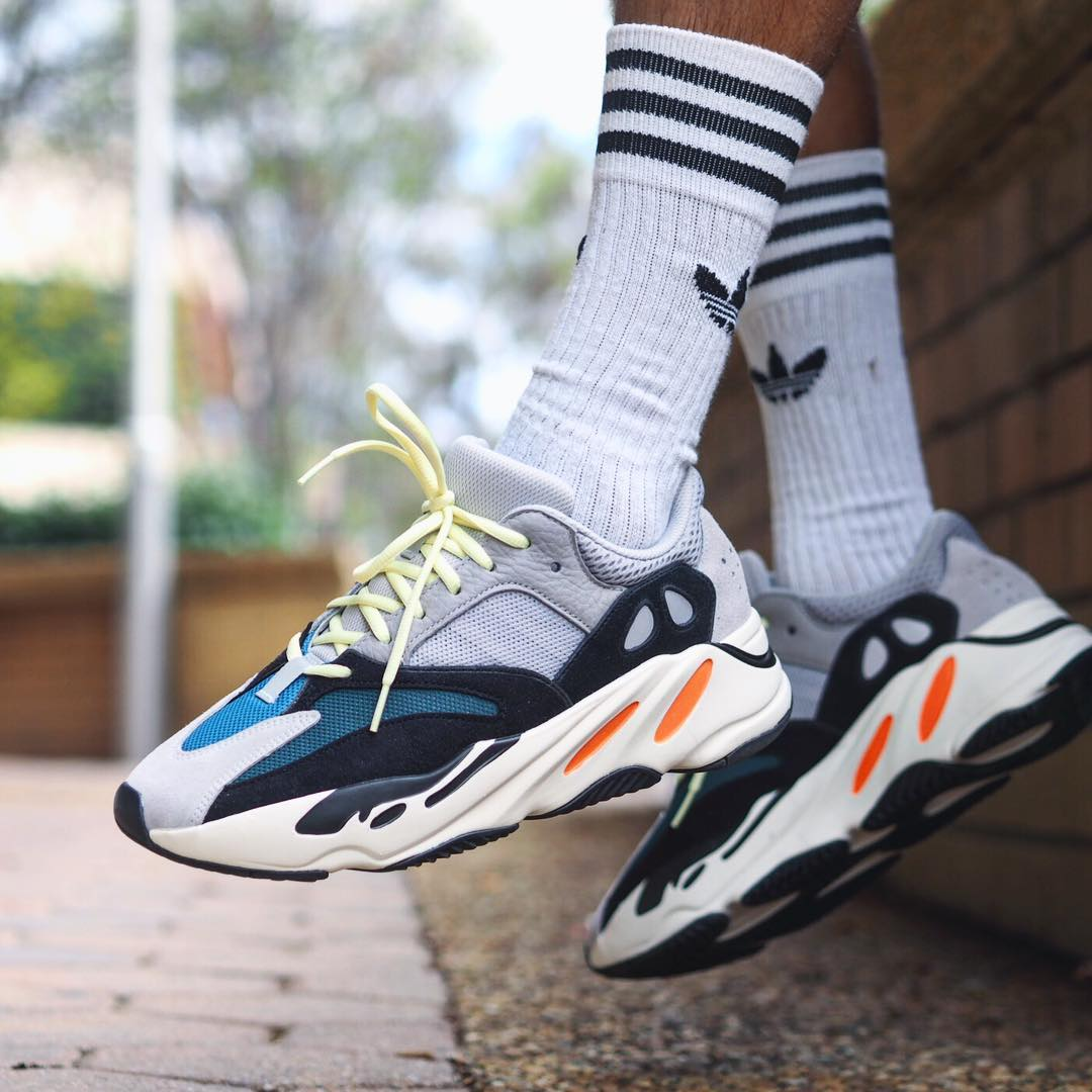 adidas Yeezy Boost 700 Wave Runner Grey