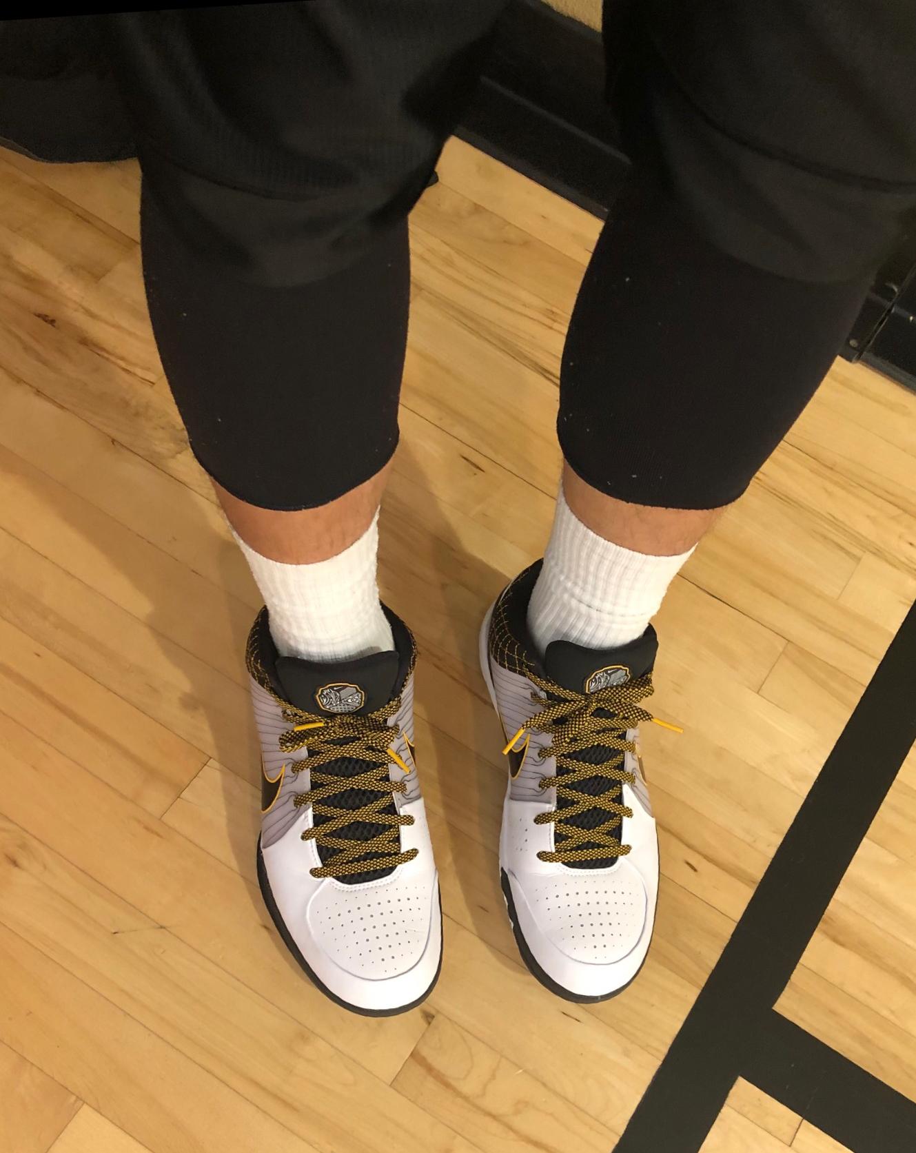 Nike Zoom Kobe 4 Protro Del Sol