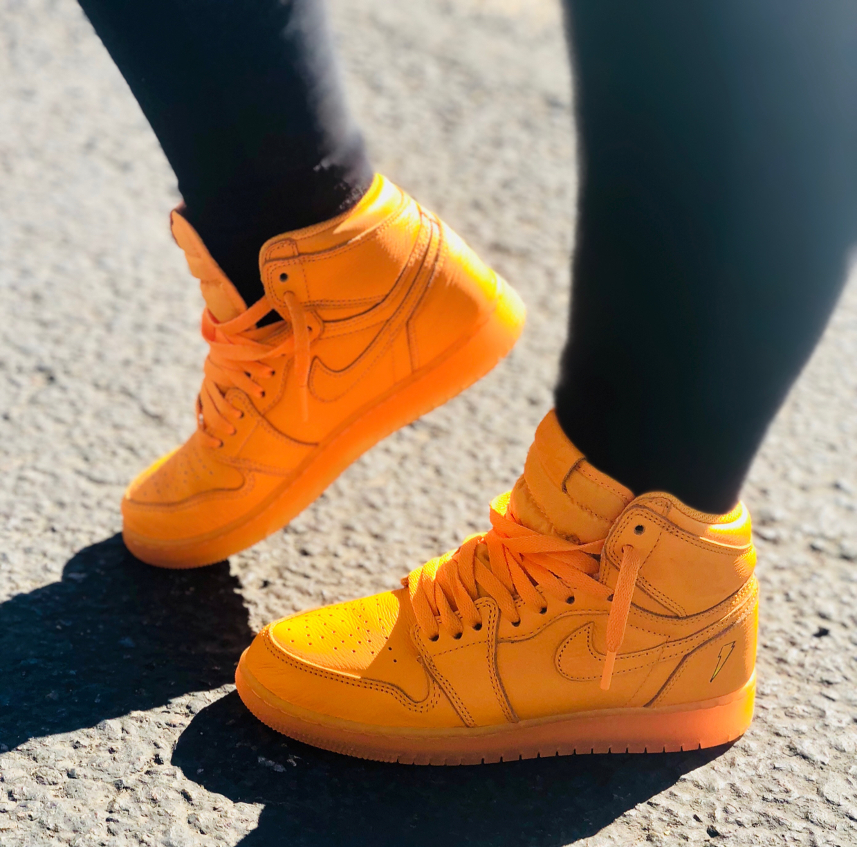 Air Jordan 1 Gatorade Orange Peel