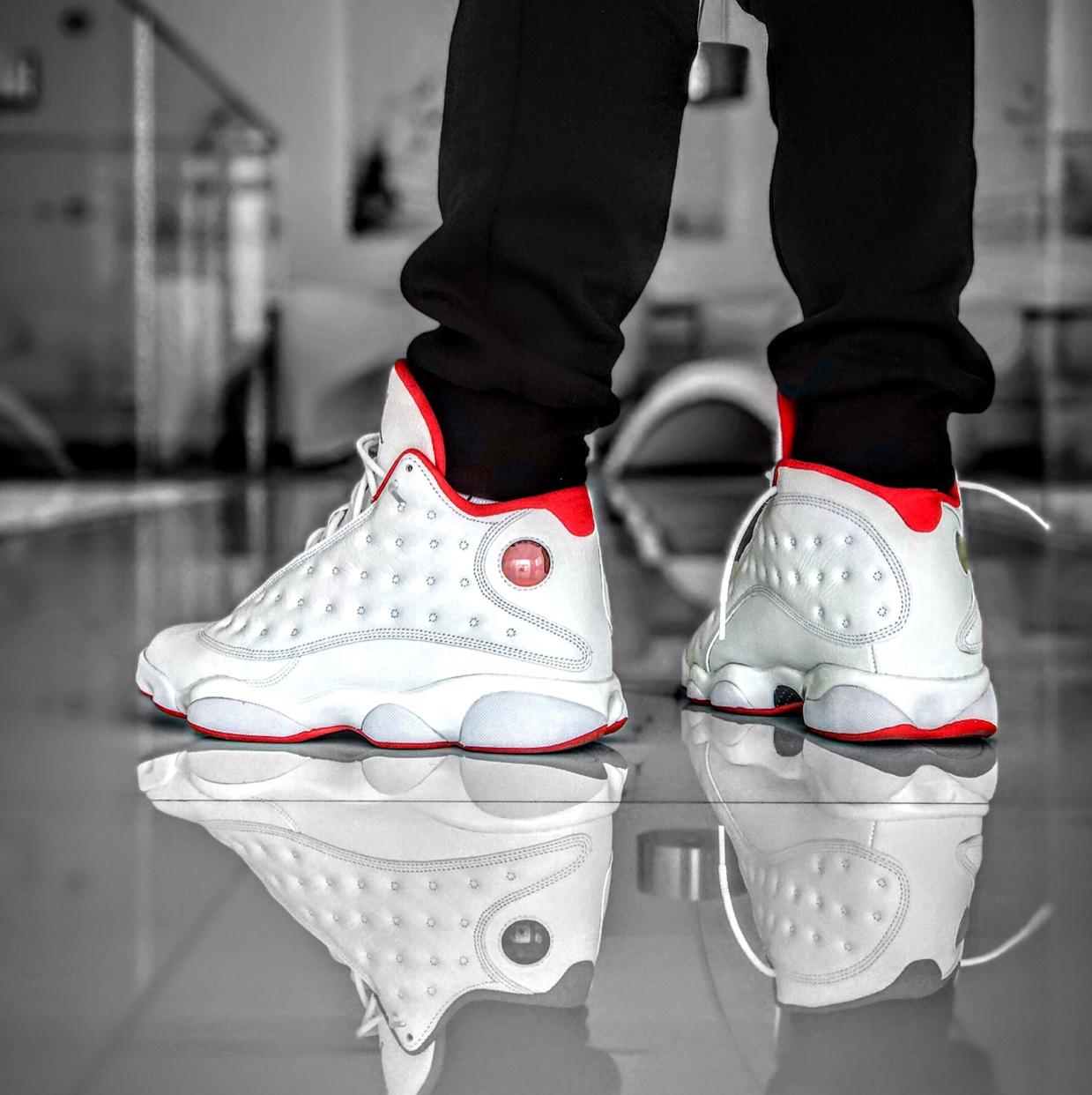 Air Jordan 13 History of Flight