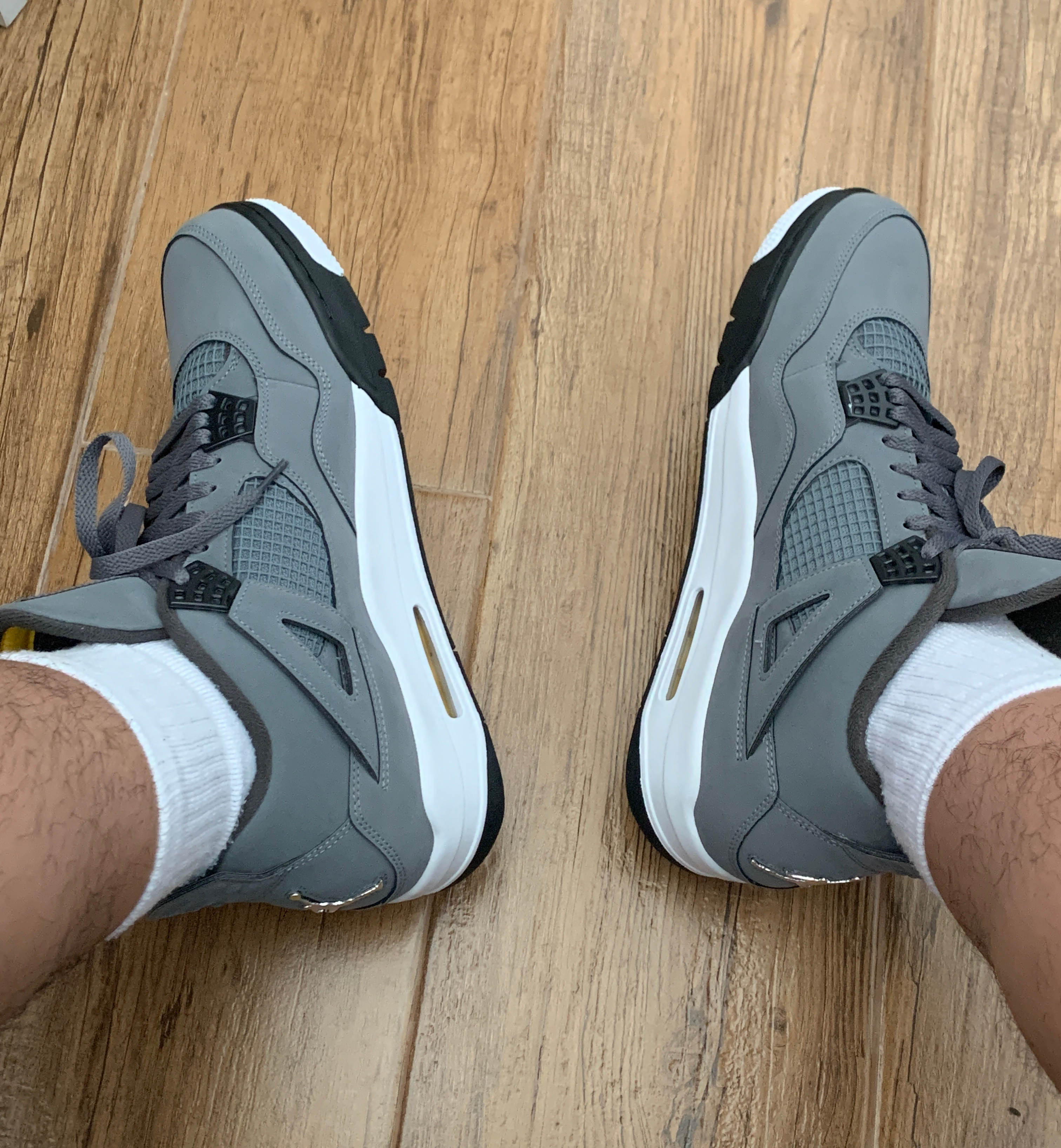 Air Jordan 4 Cool Grey 2019