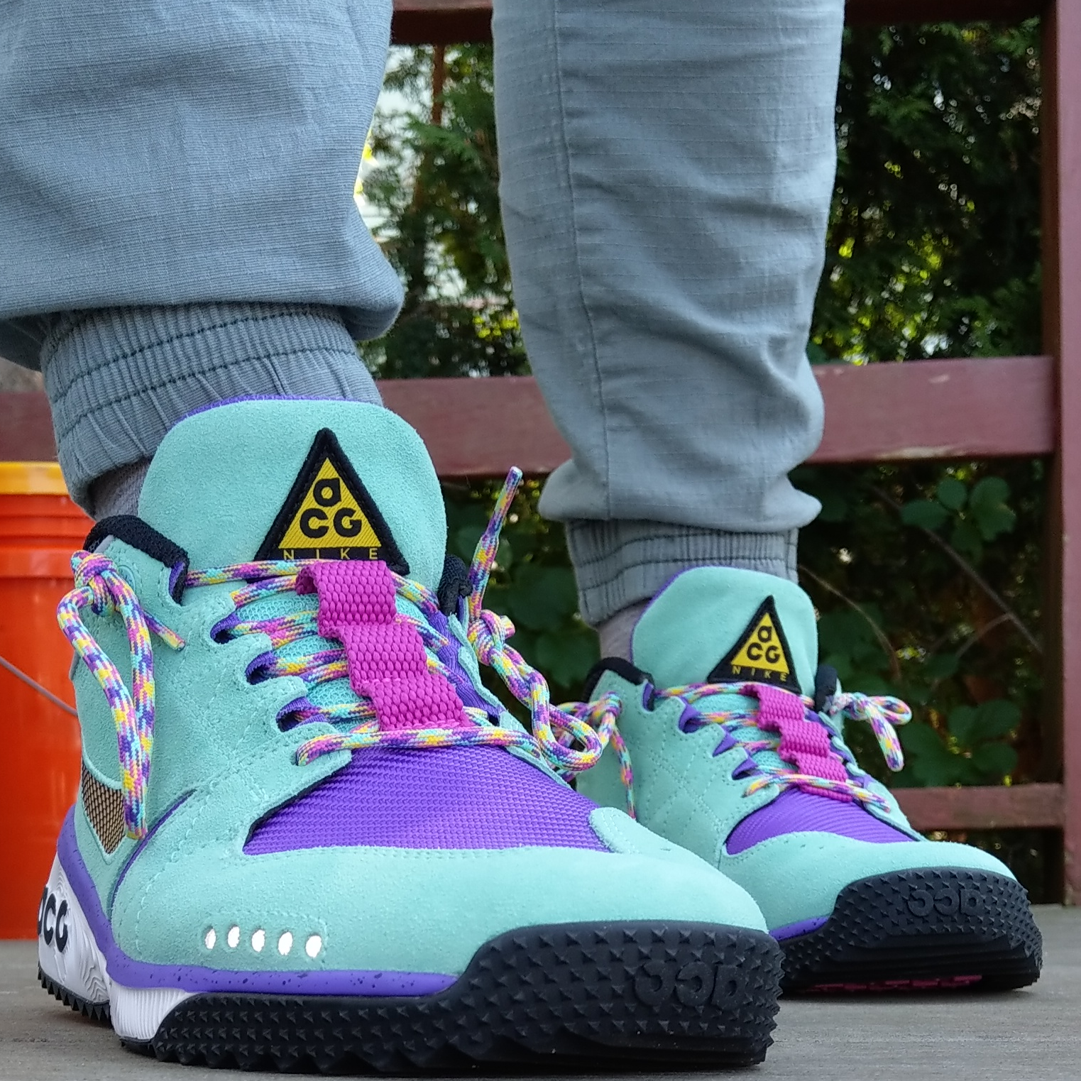 Nike ACG Dog Mountain Emerald Rise