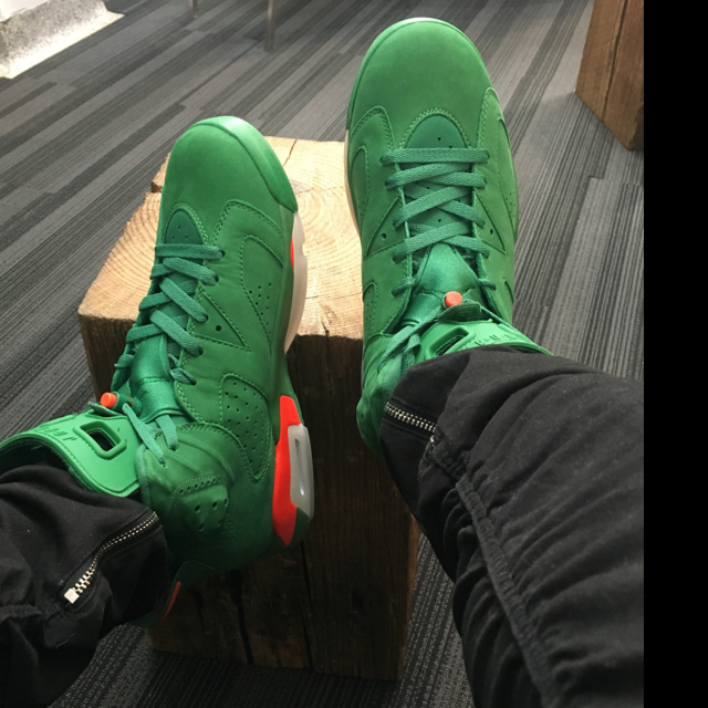 Air Jordan 6 NRG Gatorade