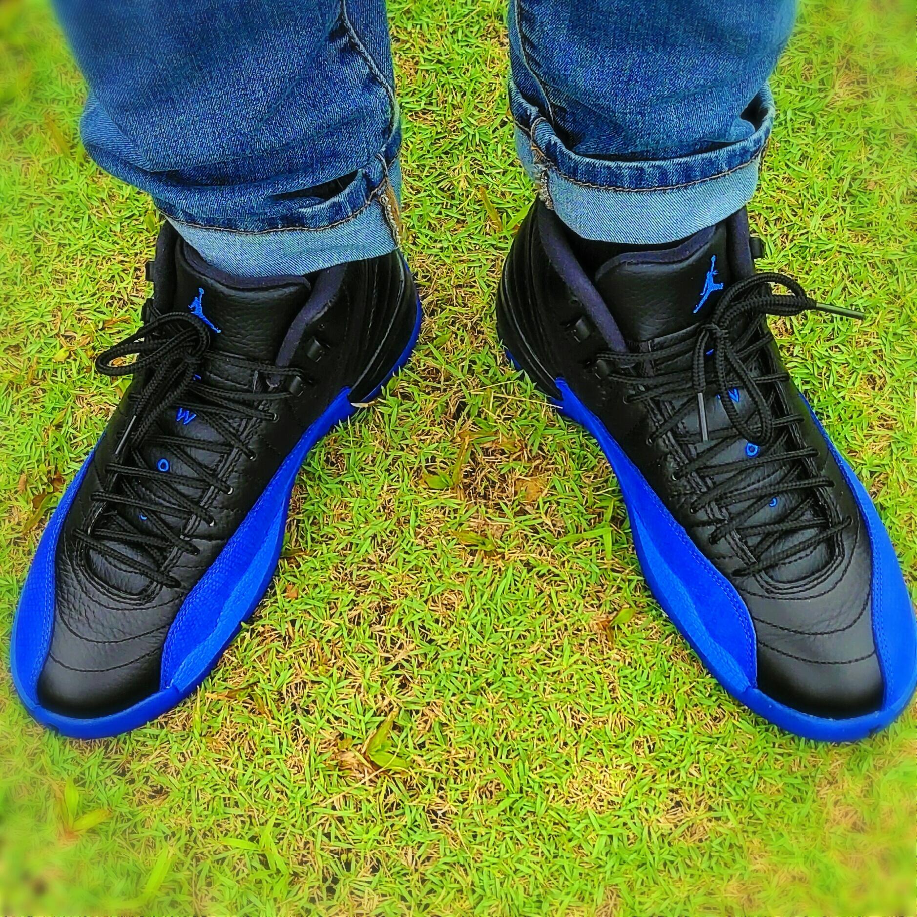 Air Jordan 12 Game Royal