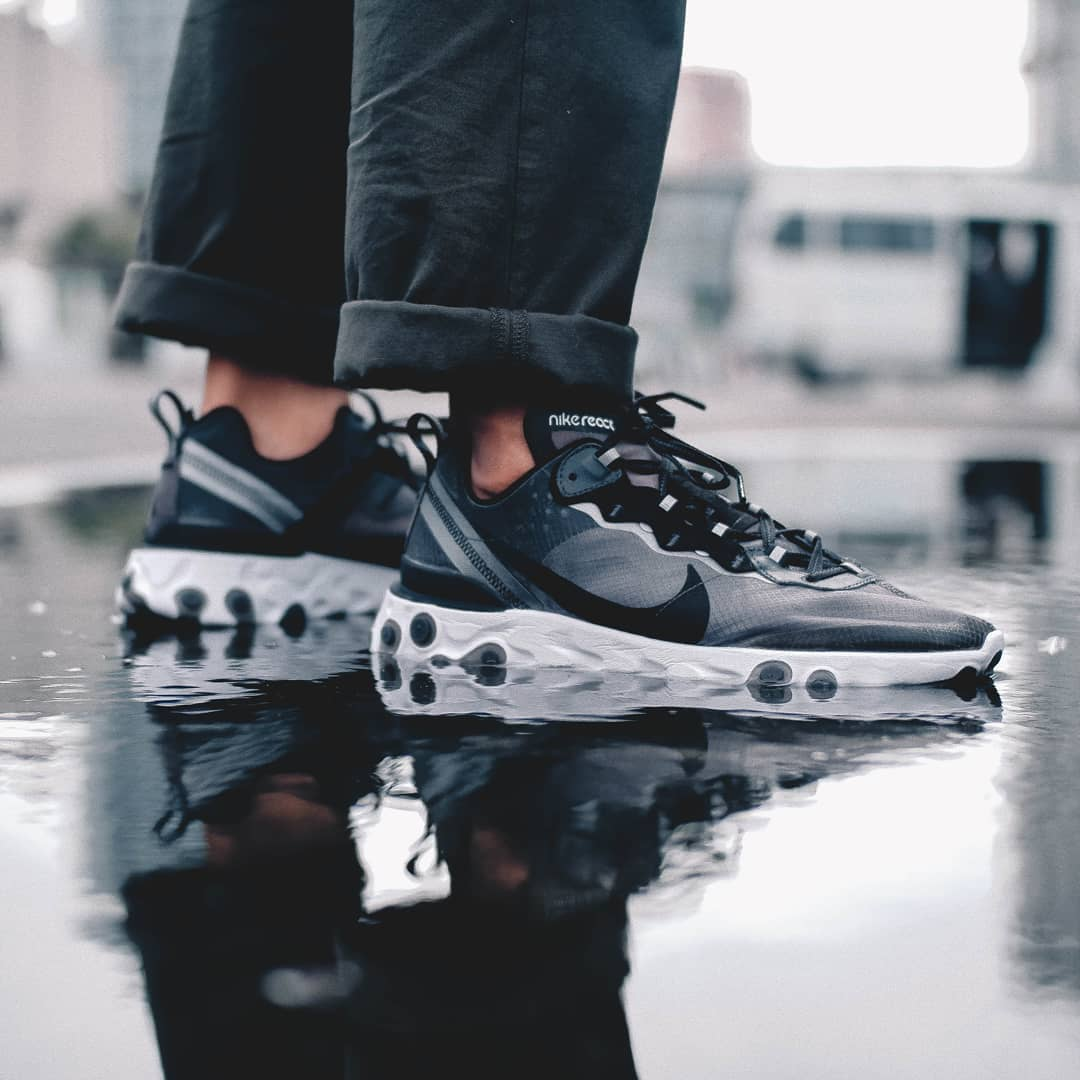 Nike React Element 87 Anthracite