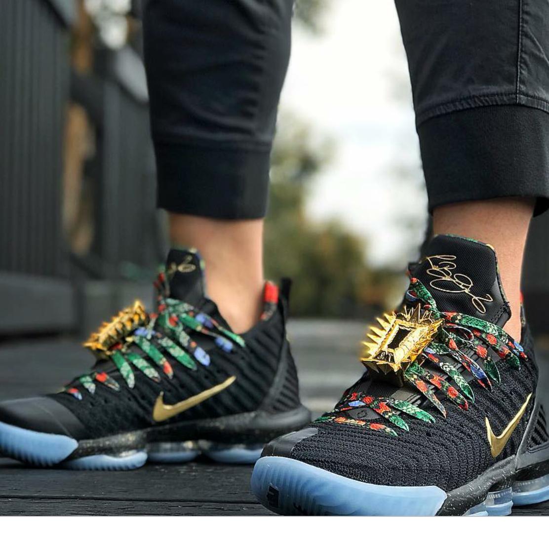 Nike LeBron 16 Watch The Throne