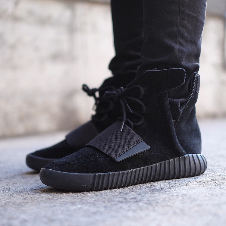 huge discount f7232 b7ace adidas Yeezy Boost 750 - Black - KicksOnFire.com