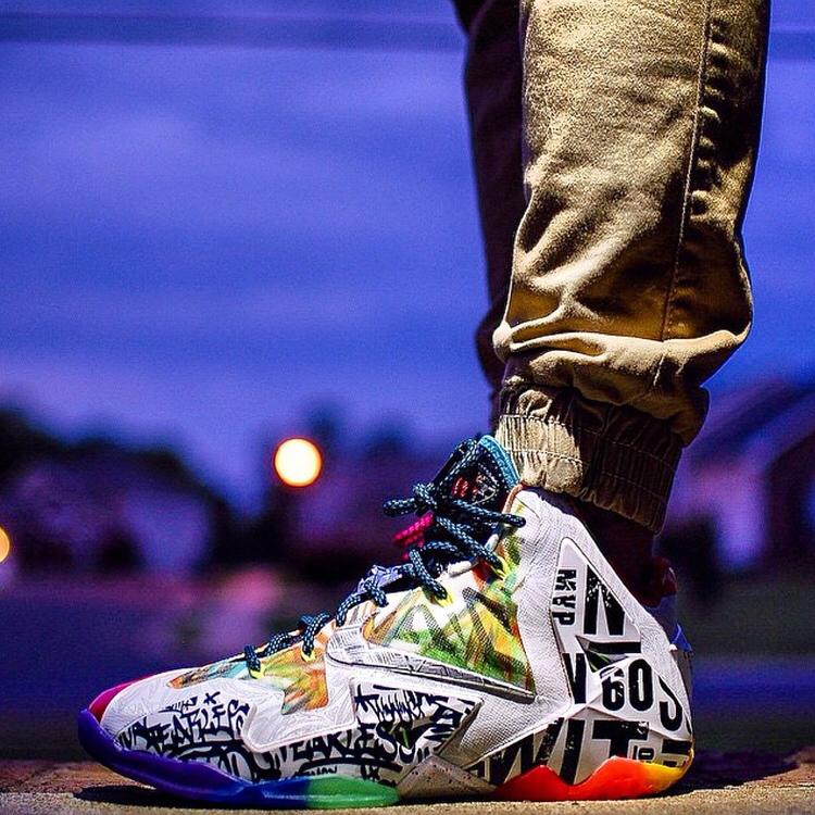 Nike Lebron 11 - What The Lebron?
