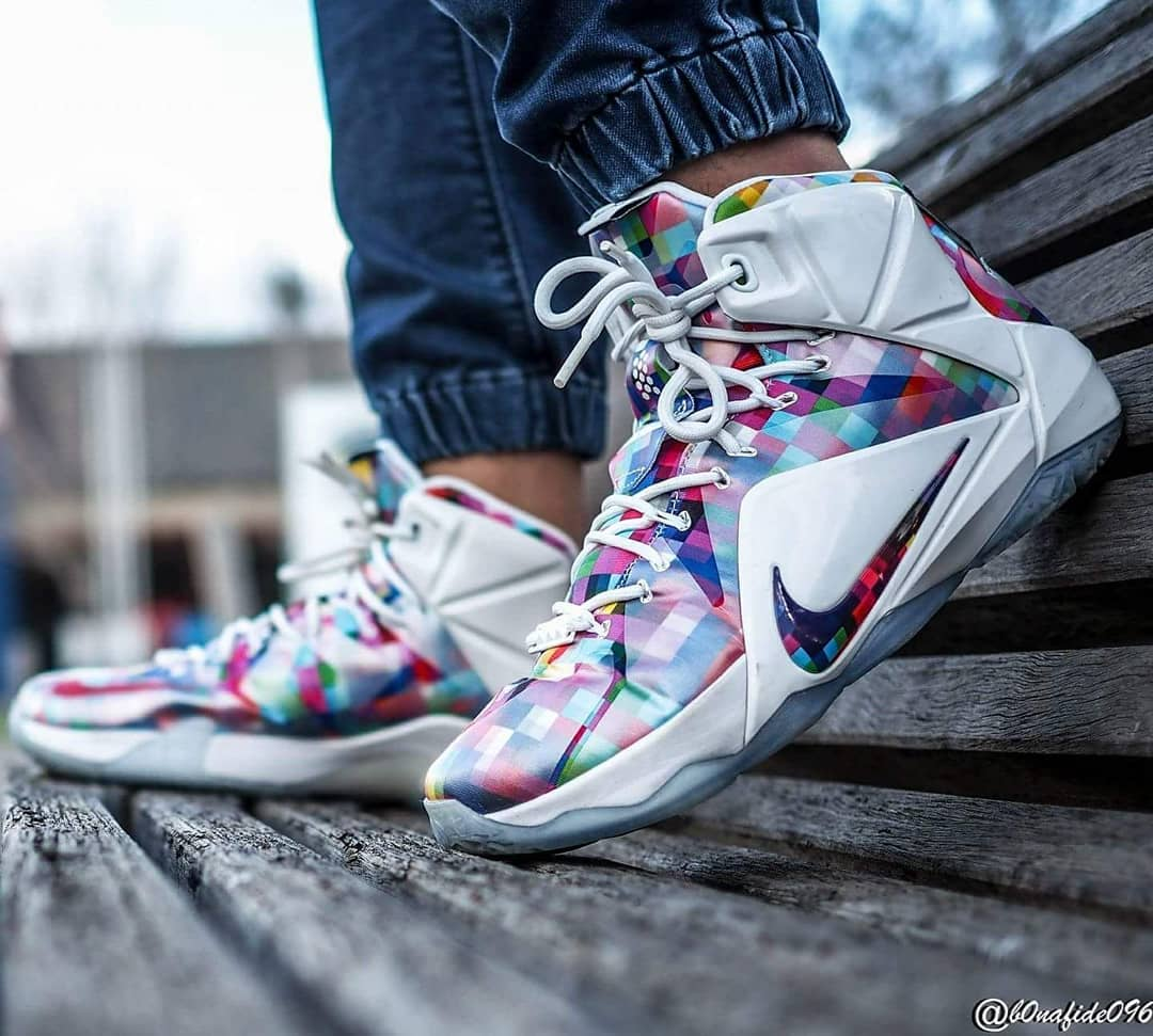 Nike LeBron 12 EXT - Finish Your Breakfast