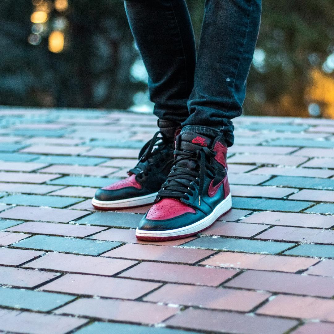 Air Jordan 1 Retro High OG Bred (2016)
