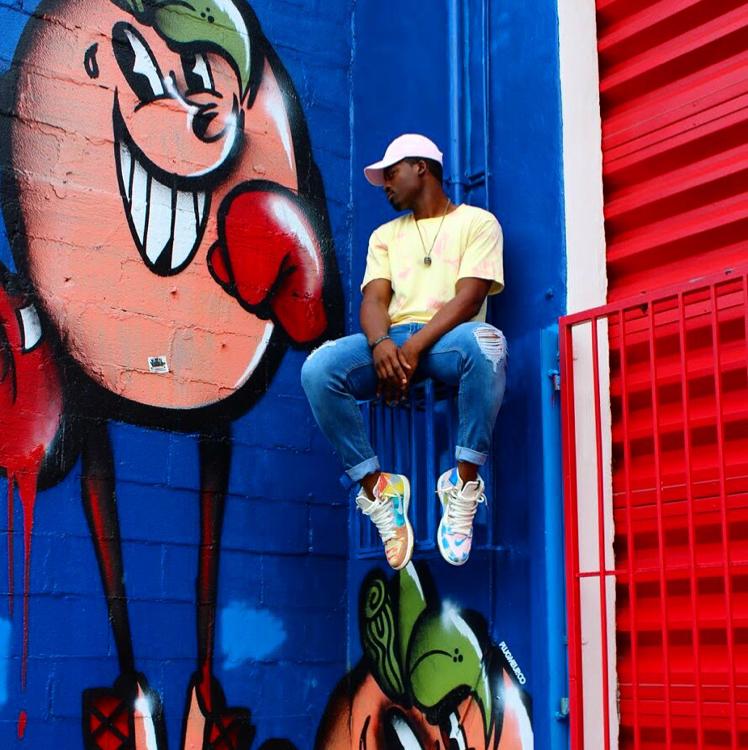 Thomas Campbell x Nike SB Dunk High Premium